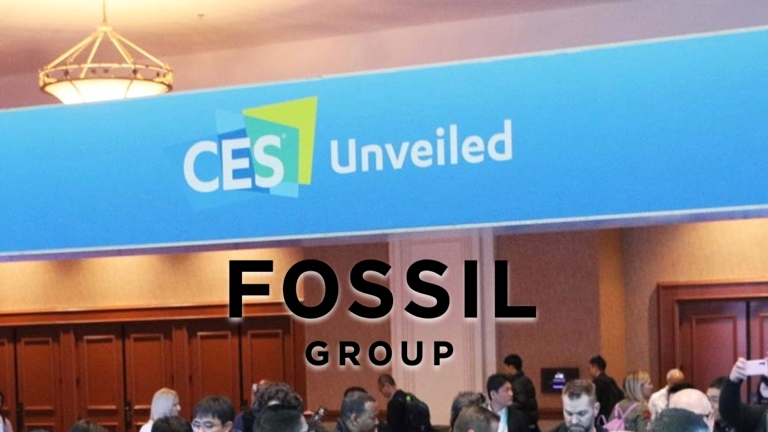 CES 2020: FIRST LOOK AT FOSSIL GROUP'S NEWEST SMARTWATCH LINE-UP